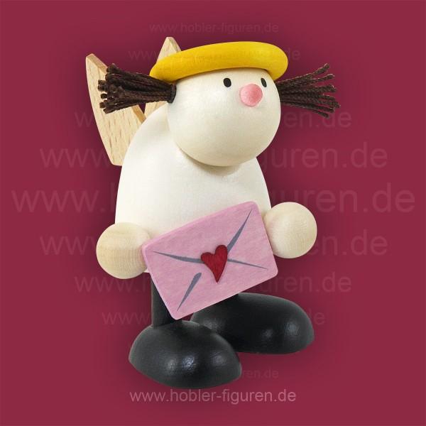 Lotte mit Liebesbrief