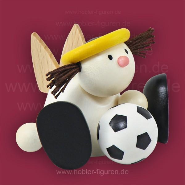 Lotte mit Fußball