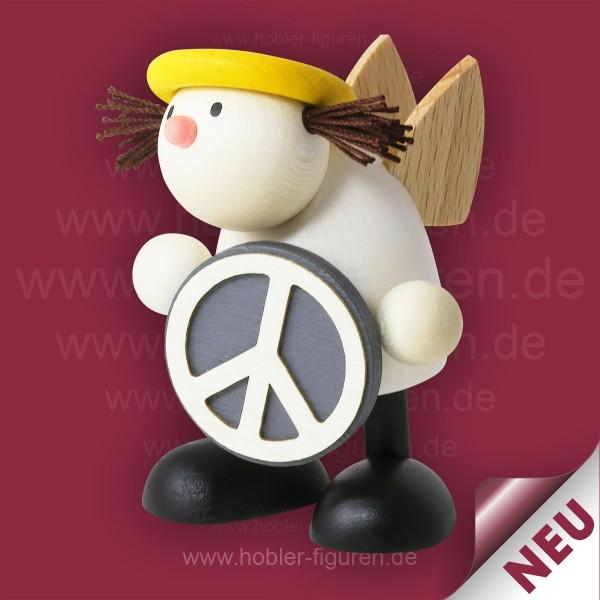 Lotte mit Peace-Zeichen