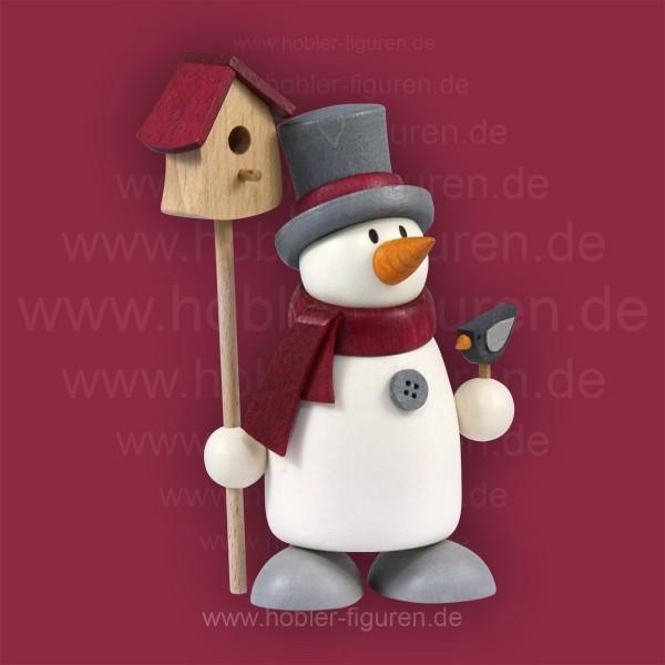 Fritz mit Vogelhaus