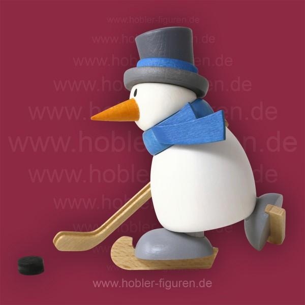 Otto beim Eishockey