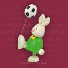 Max mit Fußball