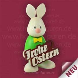 "Max mit ""Frohe Ostern"""