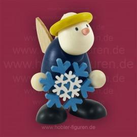 Hans mit Schneeflocke