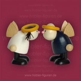 Hans & Lotte küssend?!